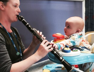 Music Interaction on a Hospital Ward